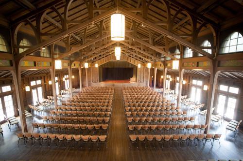 Merrill Hall Interior